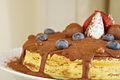 Baked vanilla cheesecake (6103133844).jpg