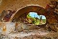 Balashi Gold mill ruins. Heart shaped window.jpg