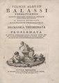 Balassi - Nova mechanica theoremata atque problemata de quibusdam proprietatibus circuli, curvarum secundi gradus, parabolae quadratico-cubicae, et cycloidis , 1768 - 4782588.tif