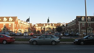 Balmoral Court - Balmoral Court, November 2010