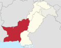 Balochistan in Pakistan (claims hatched).svg