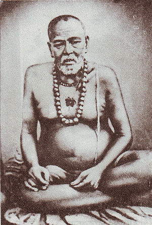 Bamakhepa - Bamakhepa, the tantric saint of Tarapith in the 19th century