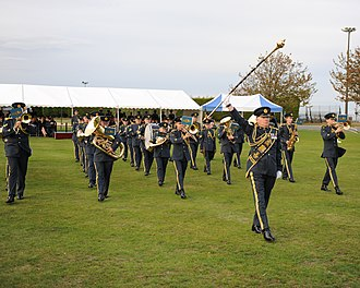 Band of the Royal Air Force Regiment - The Band of the RAF Regiment