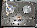 Bandspelare Tandberg Two Track Series 15 från Fredriksbergsskolan 9556.jpg