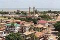 Banjul Gambia skyline.jpg