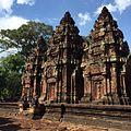 Banteay Srei, Cambodia - panoramio.jpg