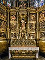 Barcelona Cathedral Interior - Chapel of St. John the Baptist and St. Joseph .jpg