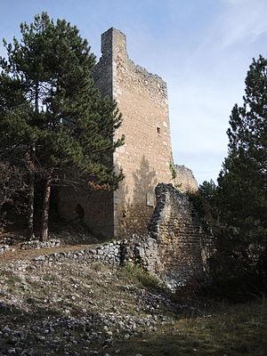 Castle of Barisciano - Castle in Barisciano