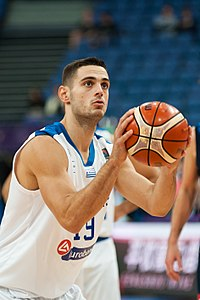Basketball match Greece vs France on 02 September 2017 65.jpg