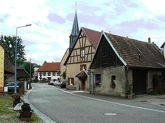 Bassemberg - Rue Principale