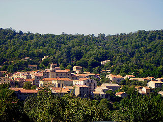 Bastelica Commune in Corsica, France