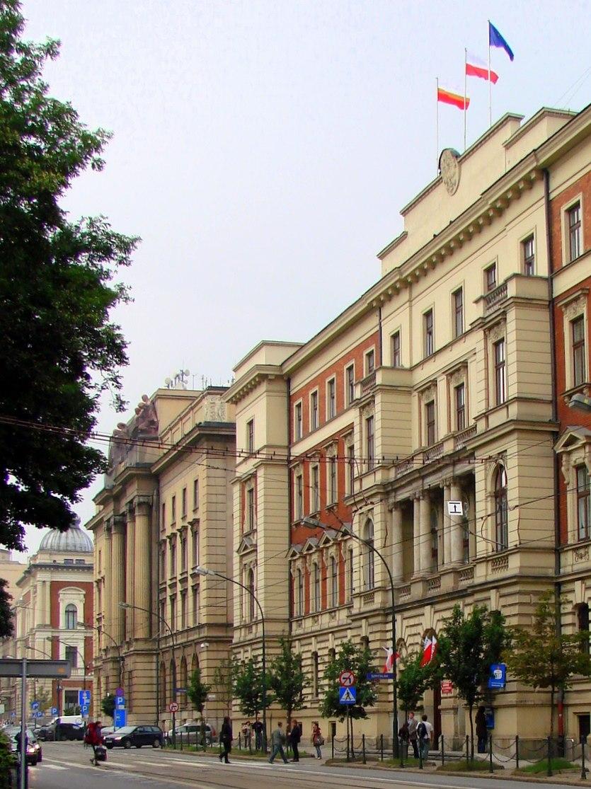Basztowa Ur.Woj i NBP, Krakow