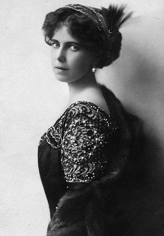 Grand Duke Michael Alexandrovich of Russia - Princess Beatrice of Saxe-Coburg and Gotha