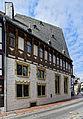 Beeindruckend Schnitzarbeiten schmücken das Haus Brusttuch aus dem Jahr 1521. 04.jpg