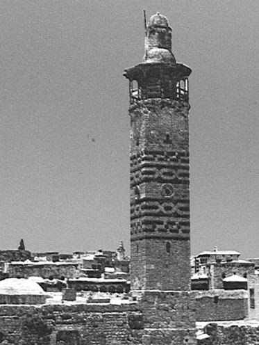 Before Hama Massacre
