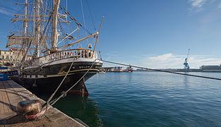 Belem (ship), Sète, Hérault 03.jpg