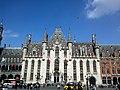 Belgique Bruges Grand Place Palais Provincial - panoramio.jpg