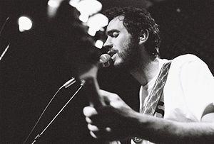 AJJ (band) - Ben Gallaty, bassist
