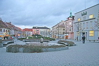 Бенешов,  Среднечешский край, Чешская Республика