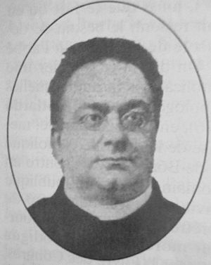 Umberto Benigni - Umberto Benigni, circa 1910