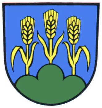 Bergatreute - Image: Bergatreute Wappen