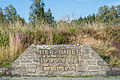 Bergen-Belsen concentration camp memorial - mass grave No 7 - 04.jpg