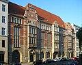 Berlin, Mitte, Französische Straße, Postamt W8.jpg
