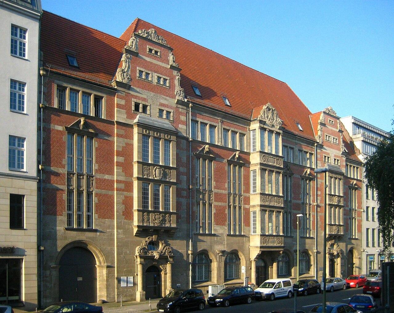 Partnervermittlung Mitte (Berlin)