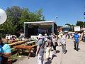 Berlin-Karlshorst Deutsch-Russische Festtage Juni 2014 Impression 03.JPG