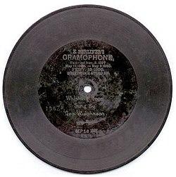 tourne disque 1940