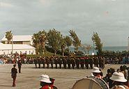 Bermuda Regiment - Warwick Camp 1993