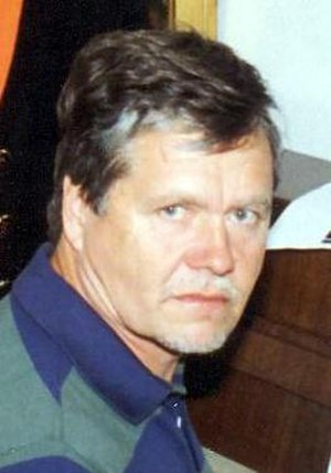 Berndt Egerbladh - Egerbladh in 1993