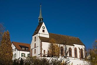 St. Chrischona - St. Chrischona church