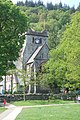 Betws Y Coed church on the A5 - geograph.org.uk - 798781.jpg
