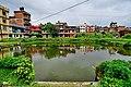 Bhansar Pokhari Thulo Pokhari Chapagaun Godawari Municipility Lalitpur Nepal Rajesh Dhungana.jpg