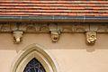 Biéville-Quétiéville église Saint-Martin modillons 04.JPG