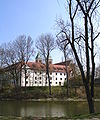 Biburg Lkr Kelheim ehm Klosterkomplex.JPG