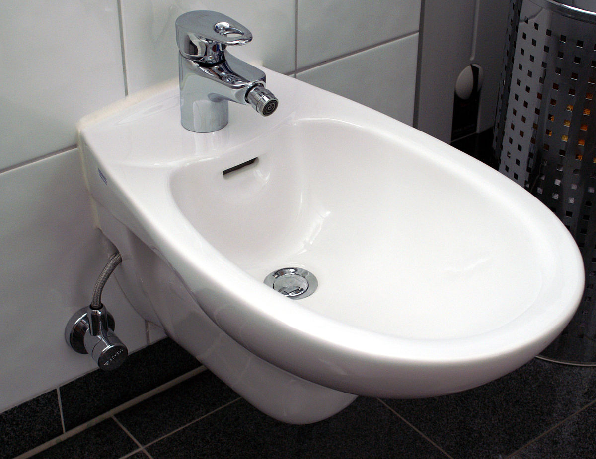 Bathroom Fixtures Names bidet - wikipedia