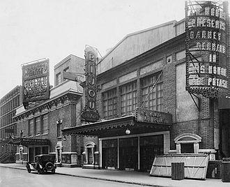 Bijou Theatre (Manhattan) - 209 W. 45th St.