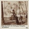 Bild från familjen von Hallwyls resa genom Egypten och Sudan, 5 november 1900 – 29 mars 1901 - Hallwylska museet - 91586.tif
