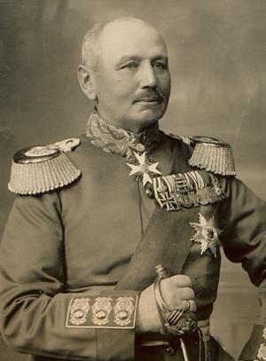 Alexander von Kluck - General von Kluck