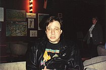 Bill Hicks at the Laff Stop in Austin, Texas, 1991 (2).jpg