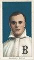 Bill Malarkey, Buffalo Team, baseball card portrait LCCN2008676924.tif