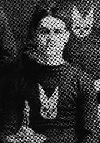Billy Barlow - Barlow in 1894.