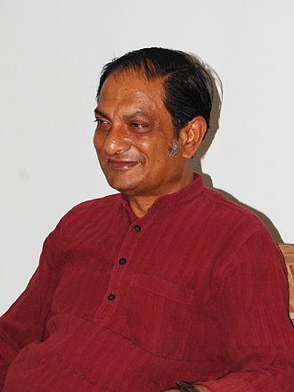 Binayak Sen - Binayak Sen in Wardha, 2011