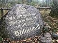 Biosphärenreservat Schorfheide Chorin, Joachimsthal, Deutschland, Gedenkstein.jpeg