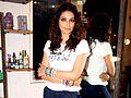 Bipasha gets styled at Mad-O-Wat salon 06.jpg