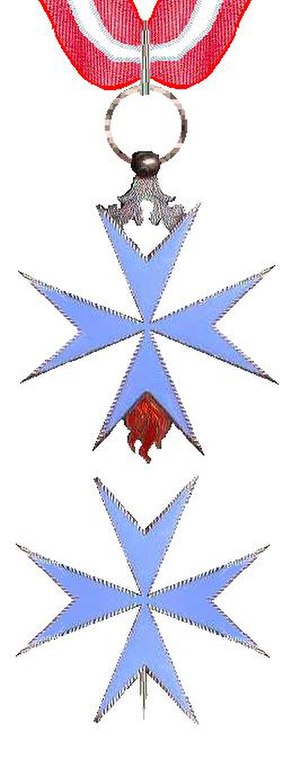 Self-styled order - Insignia of the Order of St. Bridget of Sweden, a self-styled Order
