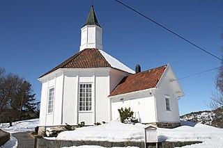 Herefoss Church Church in Aust-Agder, Norway