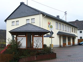Birkheim - Parish hall